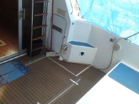 Fairline Fairline 40 1984 Motor Boats