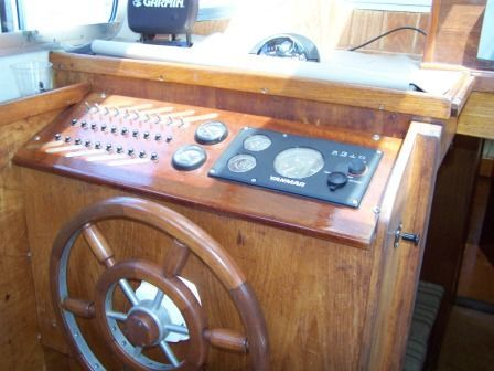 Fisher Pilothouse Ketch 1984 Ketch Boats for Sale