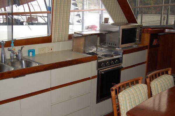 Gulfstar Motoryacht 1984 All Boats