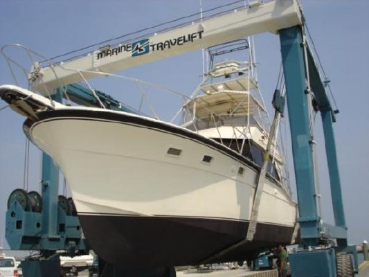 Hatteras 46 Convertible 1984 Hatteras Boats for Sale