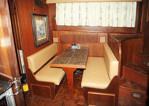 Boats for Sale & Yachts Hatteras 53 Extended Deckhouse MY 1984 Hatteras Boats for Sale