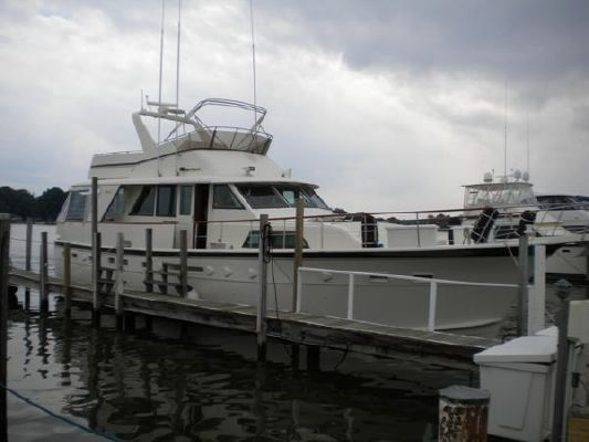 1984 Hatteras 53 Motor Yacht Boats Yachts For Sale