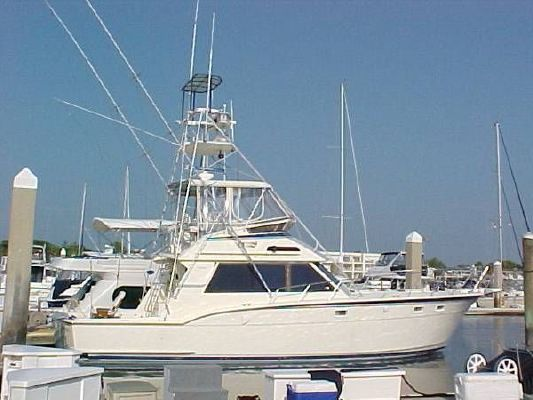 Hatteras CAT Repower 1984 Hatteras Boats for Sale