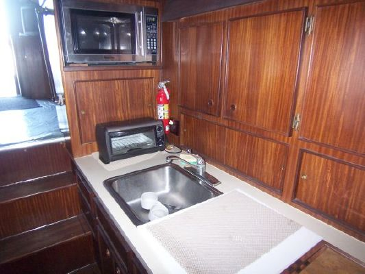 Boats for Sale & Yachts Hatteras Convertible ( One of Few CAT Powered) 1984 Hatteras Boats for Sale