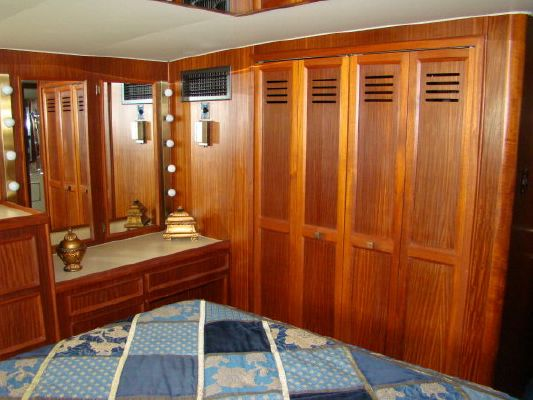 Hatteras ED Motor Yacht 1984 Hatteras Boats for Sale