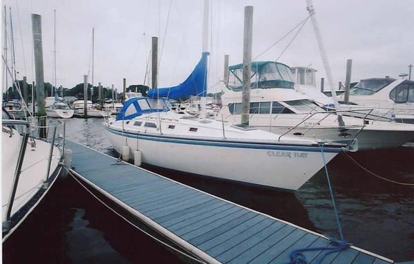 Hunter 34 Sloop 1984 Sloop Boats For Sale