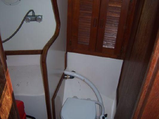 Hunter 37' Cherubini Cutter 1984 Sailboats for Sale