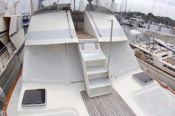 Kong & Halvorsen (Island Gypsy) Motor Cruiser Sedan 1984 All Boats