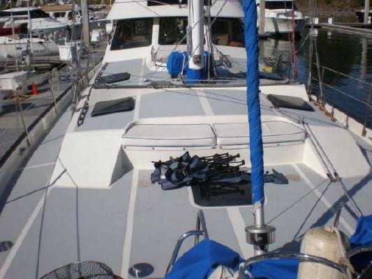 1984 Lancer Motorsailor Make It So Boats Yachts For Sale
