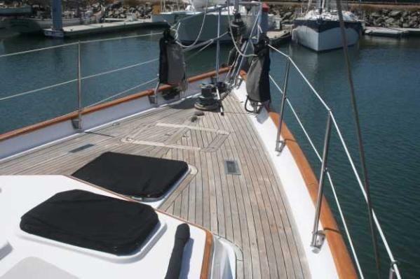 Liberty 458 1984 All Boats