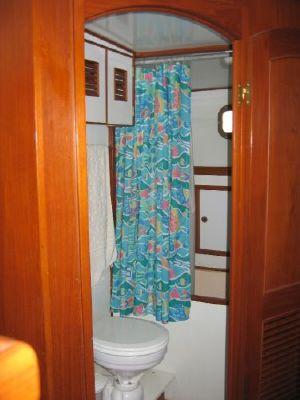 Marine Trader 44' Three Stateroom Sundeck 1984 All Boats