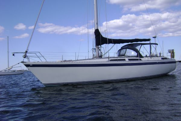 Boats for Sale & Yachts Moody 419 1984 All Boats