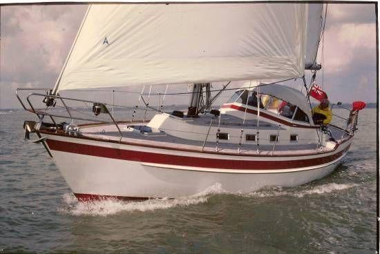 Najad 343 1984 All Boats
