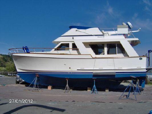 Ocean Alexander Europa Sedan 1984 Ocean Alexander Boats