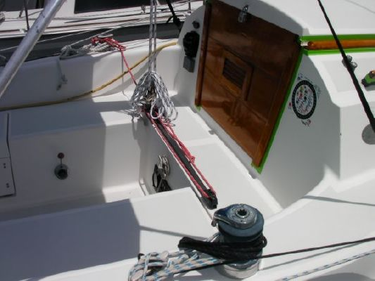 Boats for Sale & Yachts O'Day 26 1984 Sailboats for Sale