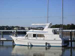 Boats for Sale & Yachts Present 42 SUNDECK TRAWLER 1984 Trawler Boats for Sale