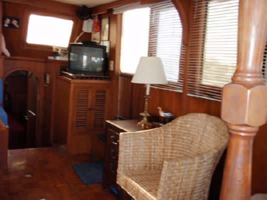 Present Double Cabin Trawler 1984 Trawler Boats for Sale