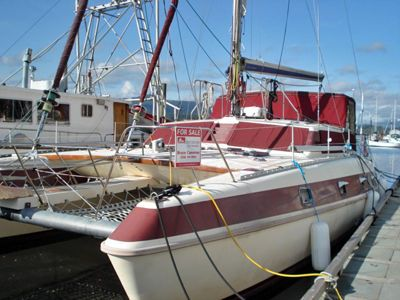 Boats for Sale & Yachts Prout Quasar 50 1984 All Boats