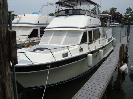 PT Performance Trawler Cockpit Motor Yacht 1984 Trawler Boats for Sale