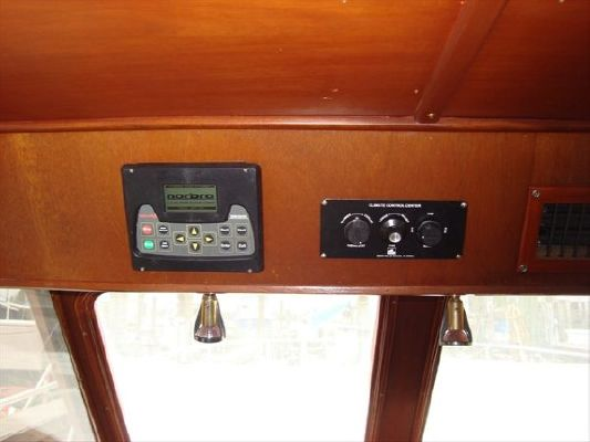 PT Performance Trawler Cockpit Motor Yacht 1984 Trawler Boats for Sale