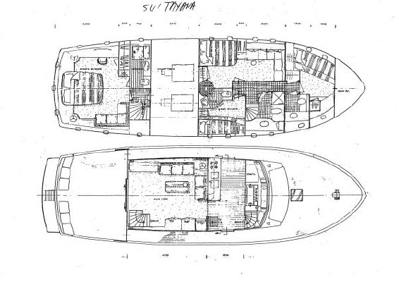 Boats for Sale & Yachts Tayana 54' Trawler 1984 All Boats Trawler Boats for Sale