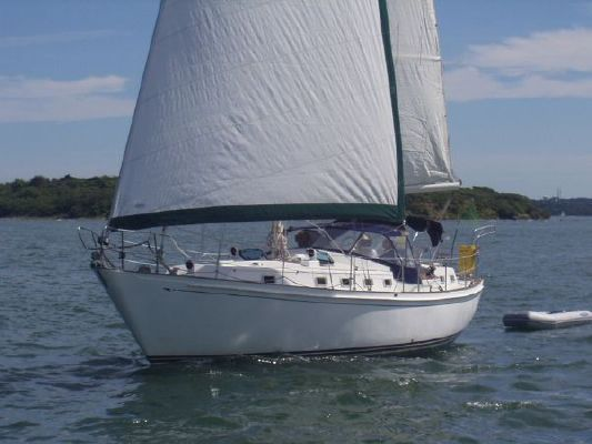Boats for Sale & Yachts Ted Brewer 12.8 Cutter 42' 1984 Sailboats for Sale
