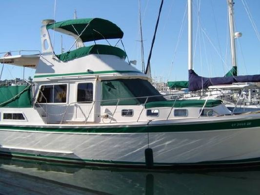 Tung Hwa Princess Aft Cabin Motor Yacht 1984 Aft Cabin Princess Boats for Sale
