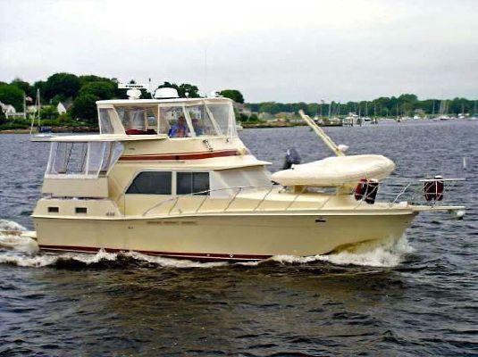 Uniflite 42 Double Cabin 1984 Motor Boats