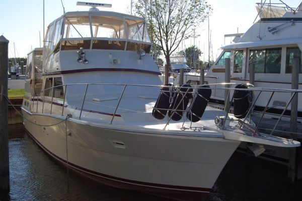 1984 Viking 44 Motor Yacht Boats Yachts For Sale