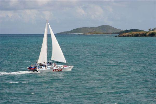 Wharram CAT Aux. Sail 1984 All Boats