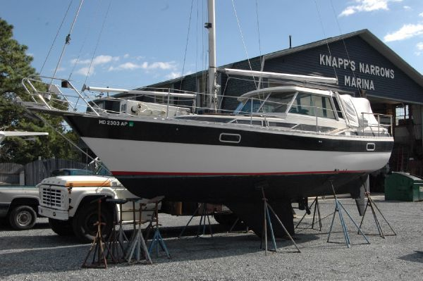1984 Winga Queen Motor Sailer Boats Yachts For Sale
