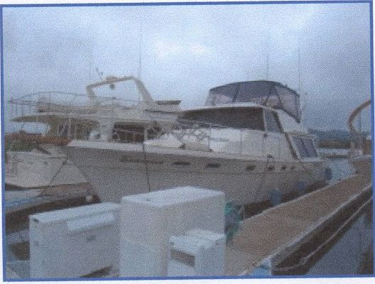 1985 bayliner 4550 pilothouse  1 1985 Bayliner 4550 Pilothouse