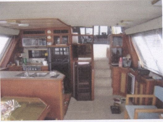 1985 bayliner 4550 pilothouse  2 1985 Bayliner 4550 Pilothouse