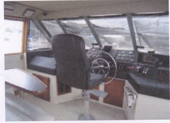 1985 bayliner 4550 pilothouse  4 1985 Bayliner 4550 Pilothouse