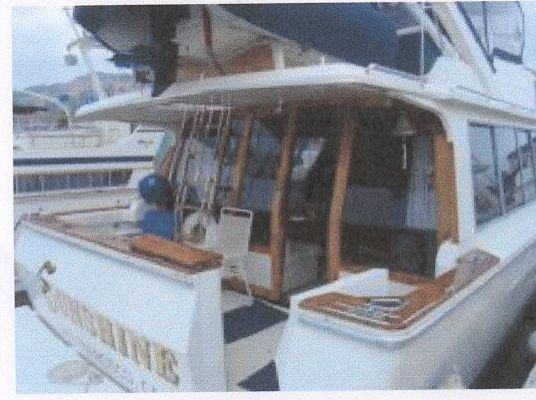1985 bayliner 4550 pilothouse  5 1985 Bayliner 4550 Pilothouse