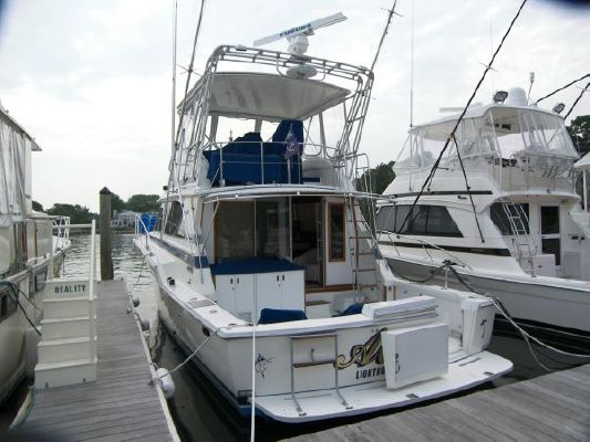 Bertram 46 II Convertible 1985 Bertram boats for sale