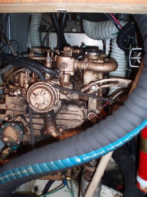 1985 bristol 311  21 1985 Bristol 31.1