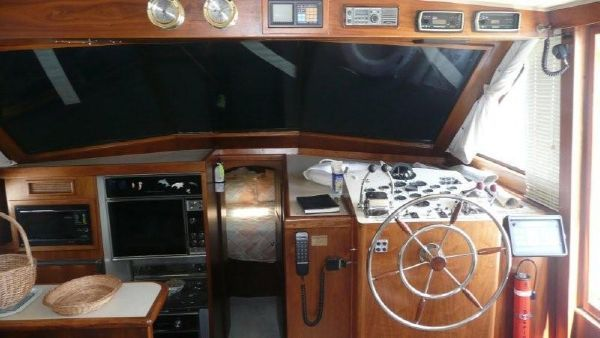 Californian Cockpit Motoryacht 1985 All Boats