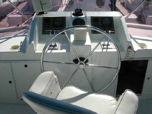 CHB Aft Cabin Motoryacht 1985 Aft Cabin All Boats