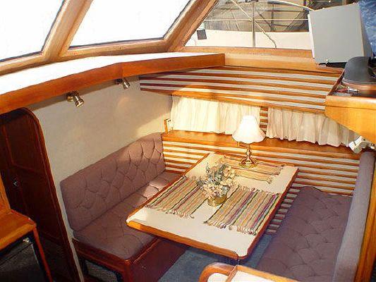 CHB Ponderosa Sundeck Trawler 1985 Trawler Boats for Sale