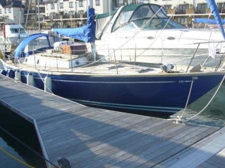 Contessa 32 1985 All Boats