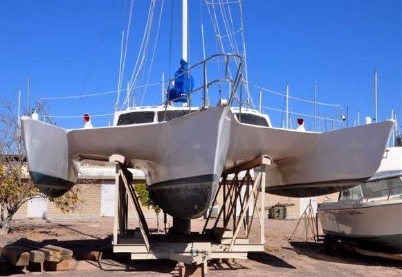 1985 Custom Searunner Trimaran - Boats Yachts for sale
