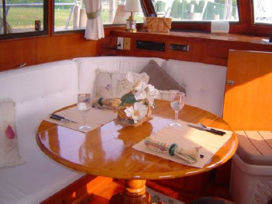 Defever 40 Offshore Cruiser 1985 Trawler Boats for Sale