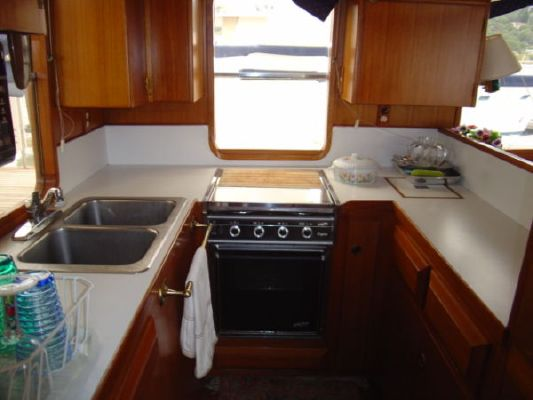 Defever Offshore Trawler 1985 Trawler Boats for Sale