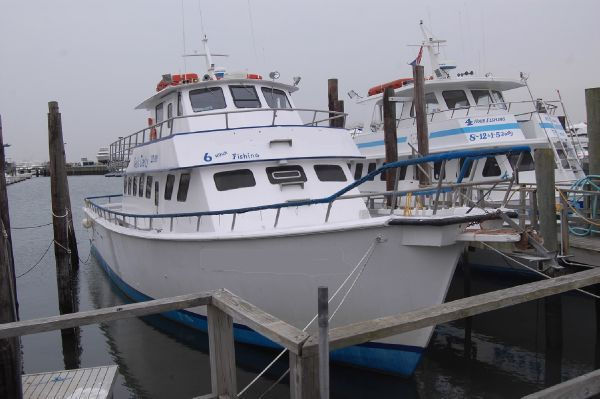 1985 dmr yachts charter party passenger fishing boat  3 1985 DMR Yachts Charter Party Passenger Fishing Boat