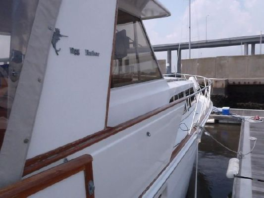 Egg Harbor motoryacht 1985 Egg Harbor Boats for Sale
