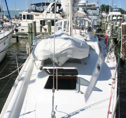 Farr 58 Farr 58 Custom World Cruiser Built by Dencho Marine 1985 All Boats