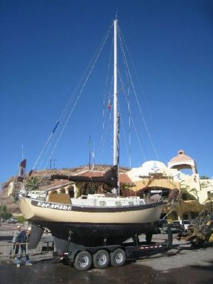 Fortune Cutter 1985 Sailboats for Sale