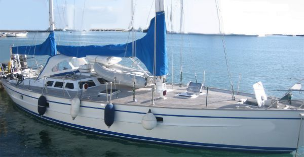 Boats for Sale & Yachts Glacer Design Glacer 50 Steel Ketch 1985 Ketch Boats for Sale