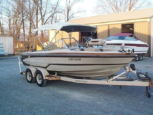 Glastron Boats FISH AND SKI V 195 1985 Fish and Ski Boats Ski Boat for Sale